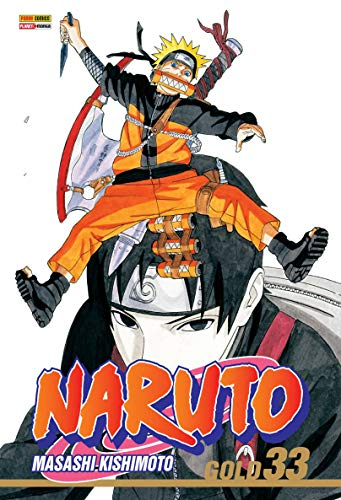 Naruto Gold Volume 33