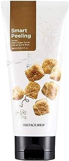 The Face Shop Smart Peeling Honey And Brown Sugar Scrub 120 Ml, 120 ml