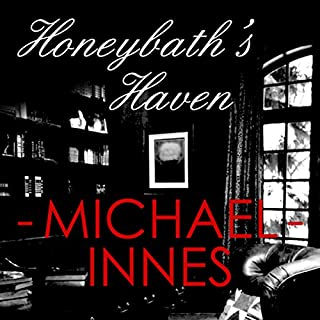 Honeybath's Haven: An Inspector Appleby Mystery cover art