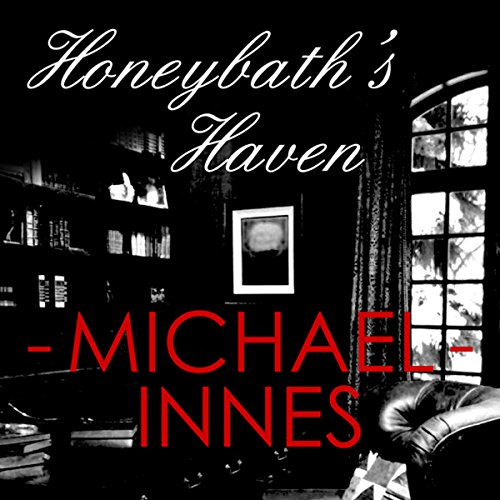 Honeybath's Haven: An Inspector Appleby Mystery cover art