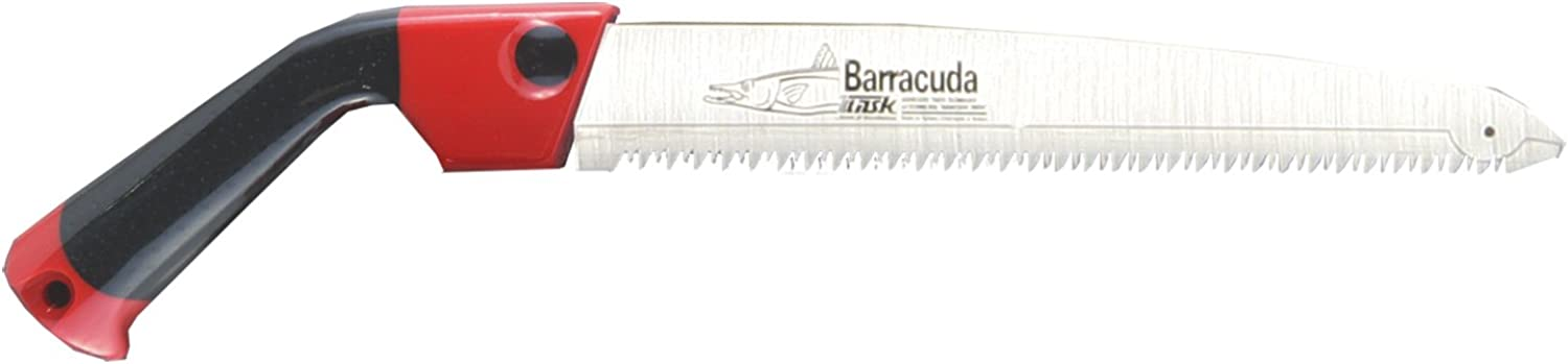 Task Tools T88146 10-Inch Barracuda Barracuda Barracuda Formwork Saw, Rubber Grip B006H3WSKE | Langfristiger Ruf