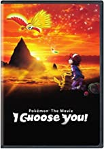 pokemon i choose you dvd
