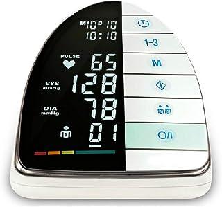 Tensiómetro de Brazo Tensiómetro De Brazo- Casa De Salud Cuidado Mayor Tipo Superior del Brazo Inteligente Pantalla De Memoria Automática De Contraluz Grupo Doble esfigmomanómetro