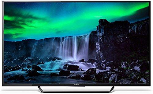 Sony KD-55X8005C 138,8 cm (55 Zoll) Fernseher (Ultra HD, Twin triple tuner, Android TV)