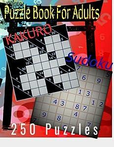 Kakuro and Sudoku Puzzle Book