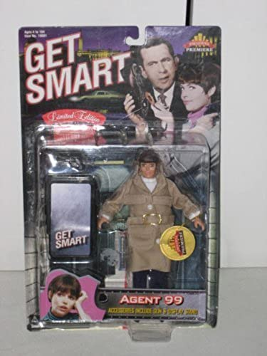 Get Smart   Agent 99 7  Figure Exclusive Premiere 1998 by Exlusive Premiere