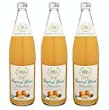 [Pack of 3] [Product of Italy] Whole Foods Market, USDA Organic Tropical Blend Italian Soda - 25.4 fl oz