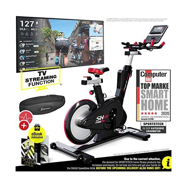 Sportstech spin bike