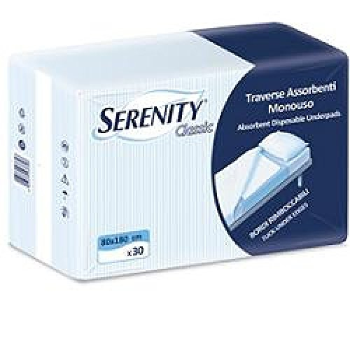 Serenity Traversa Assorbente per Letto 1 pezzo 50 ml