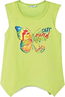Mayoral Camiseta con mariposa para niña