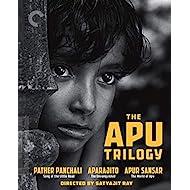 The Apu Trilogy (Pather Panchali/Aparajito/Apur Sansar) (The Criterion Collection) [Blu-ray]