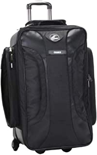 Cramer Tuf-Tek Junior Traveller Bag, Athletic Trainer Traveling Bag, Suitcase for Trainers On the Go, Durable Bag with Handle and Wheels, Large Duffle Bag with Rollers, Storage Bag