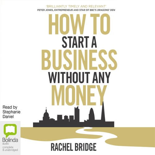How to Start a Business Without Any Money cover art