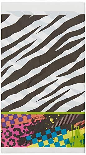 Amscan Lunettes Styles Ann/ées 80 x10