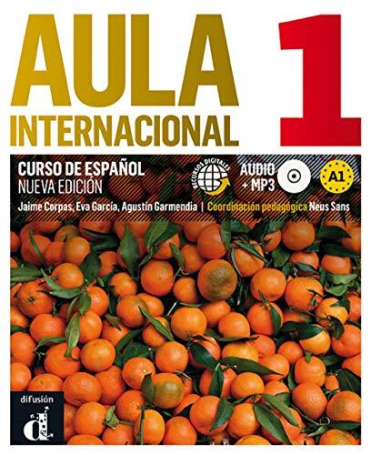 Aula Internacional Nueva edición 1 Libro del alumno + CD: Aula Internacional Nueva edición 1 Libro del alumno + CD: Vol. 1 (Ele - Texto Español)