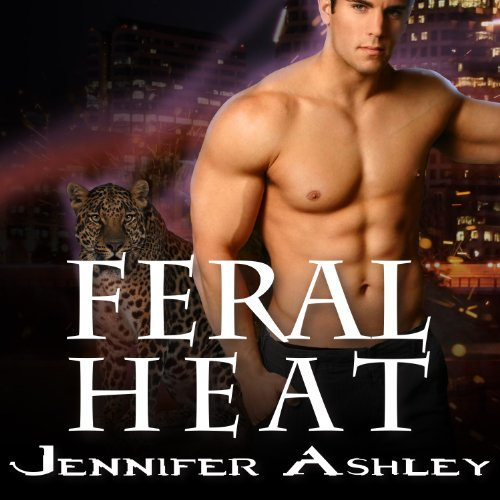 Feral Heat audiobook cover art