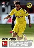 2019-20 Topps Now Bundesliga Soccer #165 Jadon Sancho Rookie Card. rookie card picture