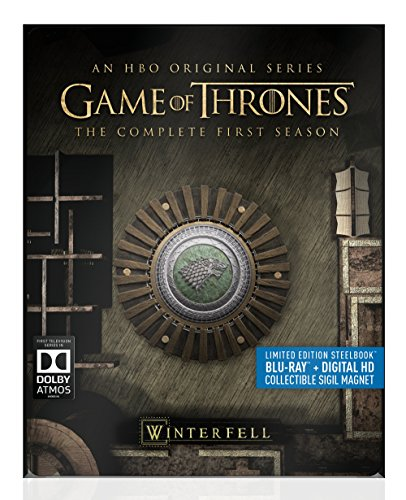 Game of Thrones: Season 1 (Steelbook) (Blu-ray + Digital HD)