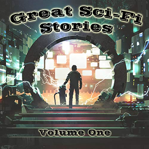 『Great Sci-Fi Stories, Volume 1』のカバーアート
