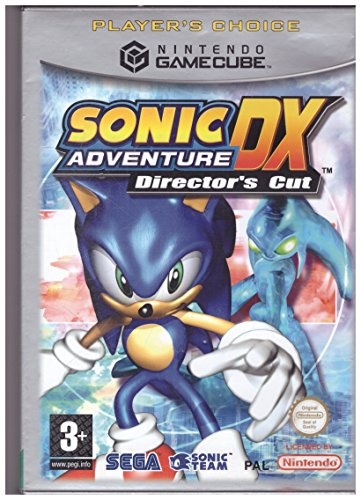Sonic Adventure DX Director's Cut (Players Choice) [Importación Inglesa]