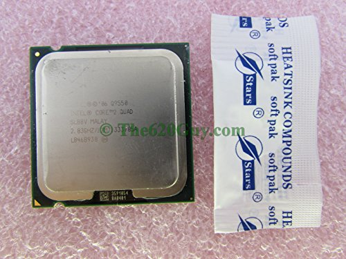 Intel Core2Quad Q9550 2830MHz 775 12MB
