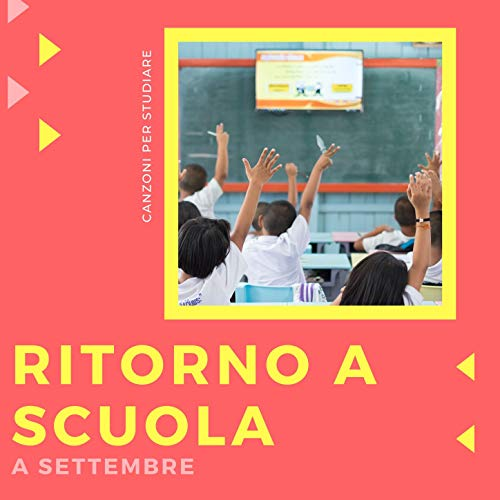 Ritorno a scuola a settembre: 30 canzoni per studiare, leggere libri, preparare esami