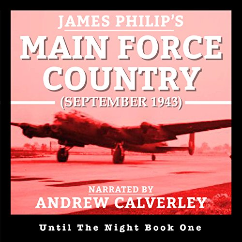 Main Force Country audiobook cover art