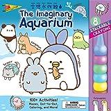 The Imaginary Aquarium Stackable Crayon Activity Book (Kawaii Kids Club)