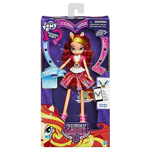 My Little Pony Equestria Girls Sunset Shimmer Friendship Games Doll by My Little Pony Equestria Girls