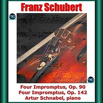 Schubert: Four Impromptus, Op. 90 - Four Impromptus, Op. 142