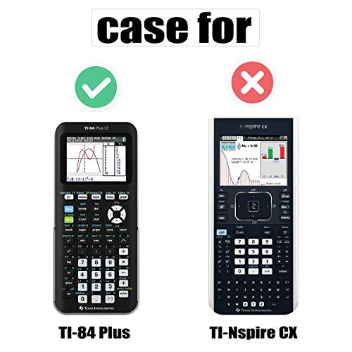 Travel Case for Texas Instruments TI-84 Plus Graphing Calculator by CO2CREA (Soft Case) Photo #5