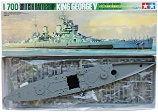 Tamiya Models King George V Battleship
