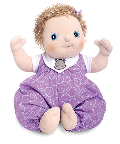 Rubens Barn 120082 zachte pop, baby Emma, groot 45 cm