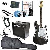 Guitare électrique Rock N 'Roll, Clifton 12Set Mega