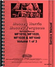 Best massey ferguson 1030 service manual Reviews
