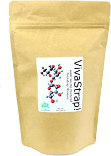 VivaStrap! Dry Powdered Blackstrap Molasses Unsulphured Water Soluble 32oz