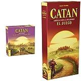 Devir Catan Expansión Mercaderes y Bárbaros, Juego de Mesa + Catan, Juego de Mesa Ampliación para 5 y 6 Jugadores (Bgcatan56)