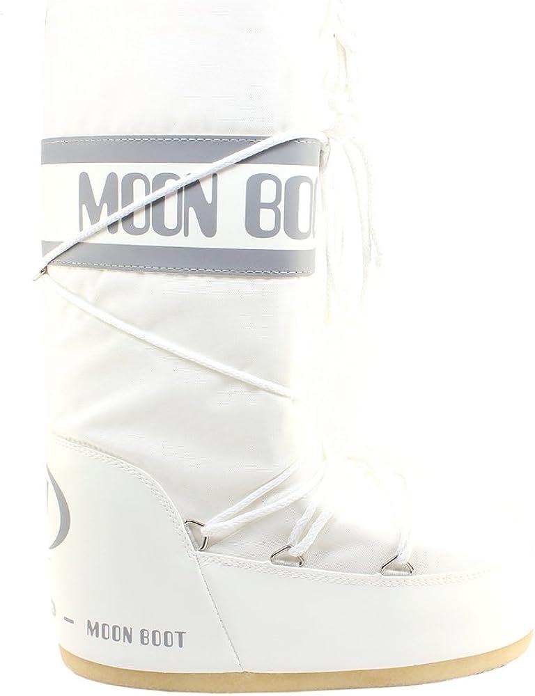 Womens Tecnica Moon Boot Original Winter Snow Waterproof Nylon Boots 3-8.5