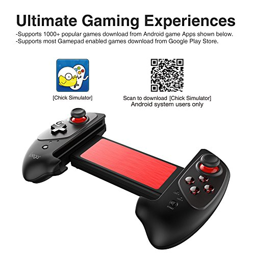 ipega 9083S Wireless BT Gamepad Game Controller for Android Smartphone Tablet Win7 Win8 Win10 PC