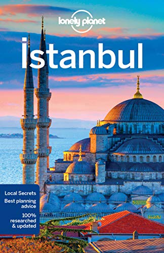 Lonely Planet Istanbul: with pull-out MAP
