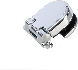 eliga deurband modern kunst schroefband hoogglans chroom