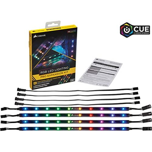 Corsair Lighting PRO Kit di Espansione RGB LED