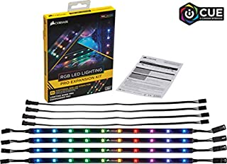 Corsair Lighting PRO Kit di Espansione RGB LED (B073VKPM4D) | Amazon price tracker / tracking, Amazon price history charts, Amazon price watches, Amazon price drop alerts