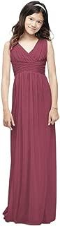 Long Sleeveless Mesh Dress Style JB5728