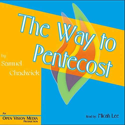 The Way to Pentecost audiobook cover art