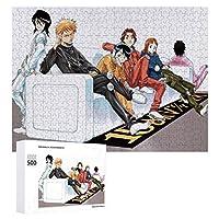 Bleach ジグソーパズル 1000ピース 絵画 学生 子供 大人 向け 木製パズル TOYS AND GAMES おもちゃ 幼児 アニメ 漫画 プレゼント 壁飾り 無毒無害 ギフト