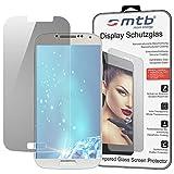 mtb more energy® Protector de Pantalla de Vidrio Templado para Samsung Galaxy S4 / S4 VE Value Edition - 0,3mm / 9H / 2.5D - Cristal Tempered Glass