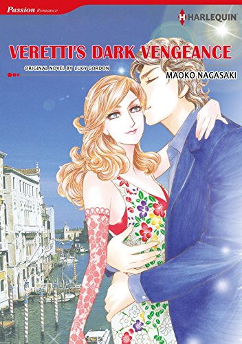 Veretti's Dark Vengeance: Harlequin comics (English Edition)