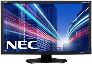 "NEC MultiSync PA272W - LED monitor - 27"" (27"" viewable) - 2560 x 1440 - AH-IPS - 340 cd/m² - 1000:1-6 ms - HDMI, DVI-D, DisplayPort, Mini DisplayPort - white"