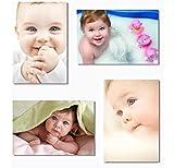 4X Babyhood Baby Kids Boys Child Cute Mother Mom Mama Pregnancy Wall Silk Poster Big Room Prints 20x13' (50x33cm) E399(1-4)